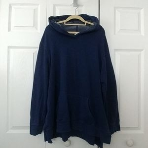 ~OLD NAVY~ NAVY LONG HOODIE SWEATSHIRT